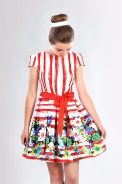 Платье подростковое 379-2
