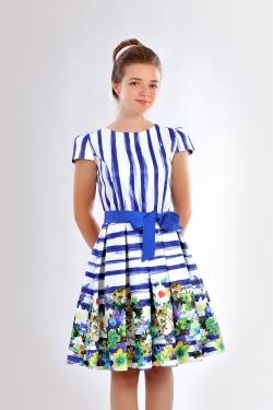 Платье подростковое 379-3