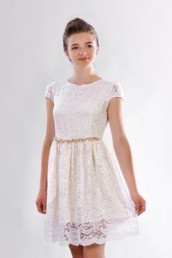 Платье подростковое 381-1
