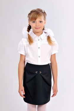 Школьная юбка 411-2