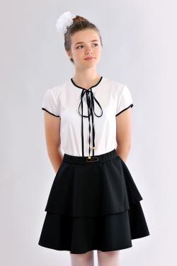 Школьная юбка 413-2