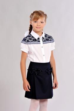Школьная юбка 415-1