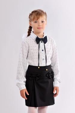 Шкільна блузка 622
