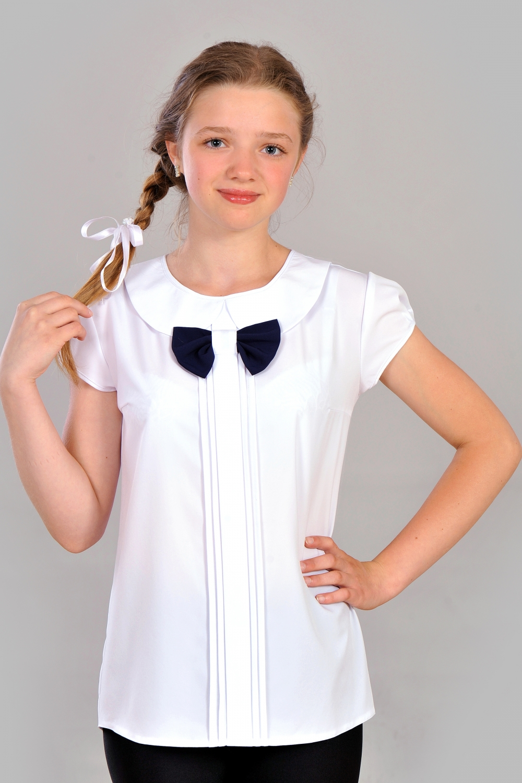 Школьные Блузки Для Подростков Доставка