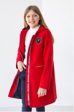 Пальто подростковое 728-2