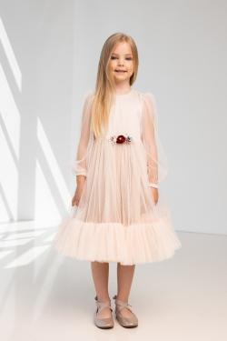 Платье праздничное 91021