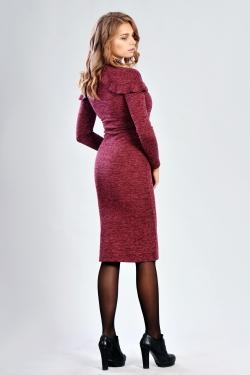 Стильне жіноче плаття