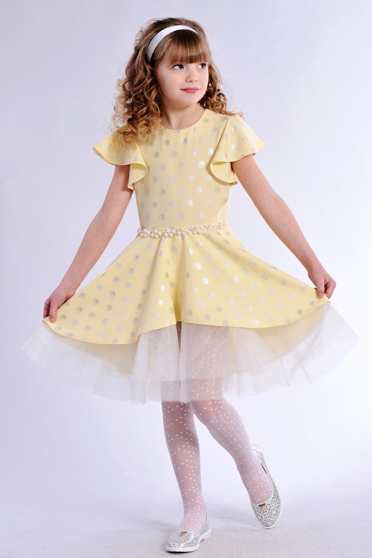 Нарядне дитяче плаття на випускний