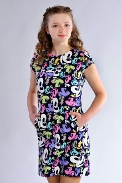 Платье подростковое 377