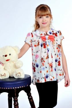 Детская блузка 618-1