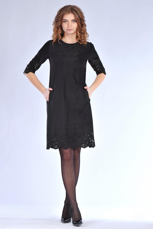 Чорне жіноче плаття - купити в інтернет магазині «Діва» 2088be0f6560d