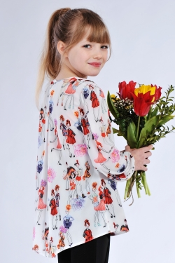 Дитяча блузка 615-2