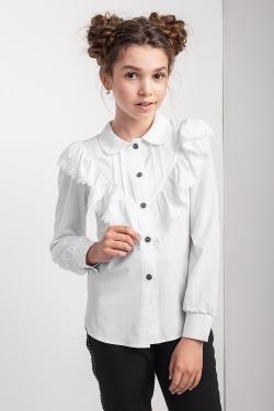 Шкільна блузка 12001