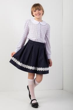 Школьная юбка 54020