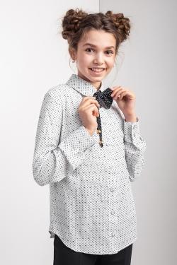 Шкільна блузка 623