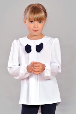Шкільна блузка 6201