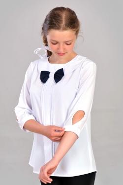 Школьная блузка 6211