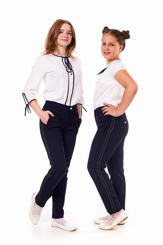 Шкільні штани для дівчаток-підлітків - купити в інтернет магазині «Діва» 5444643e1da61