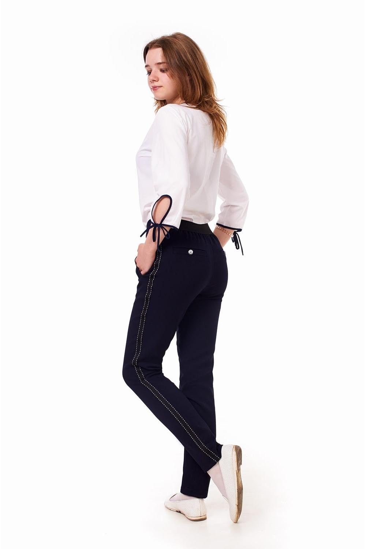 Шкільні штани для дівчаток-підлітків Шкільні штани для дівчаток-підлітків cbed01e12aa6d