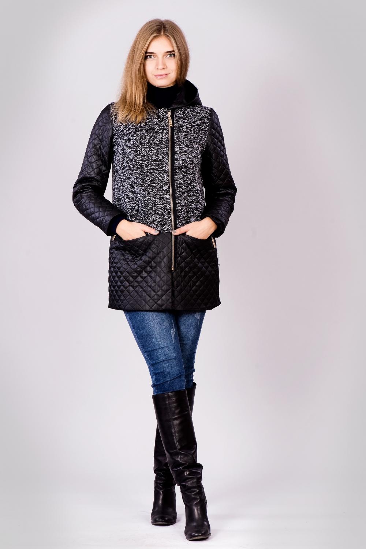 Модне демісезонне пальто