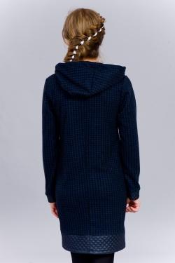 Стильне плаття-туніка для дівчинки
