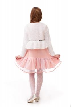 Гламурний костюм для дівчинки