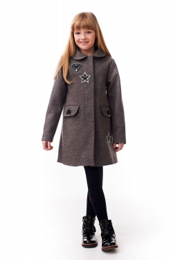 Пальто детское 729-1