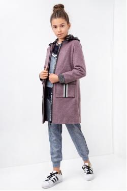 Демісезонне пальто для дівчинки