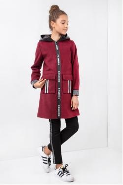 Пальто подростковое 28043