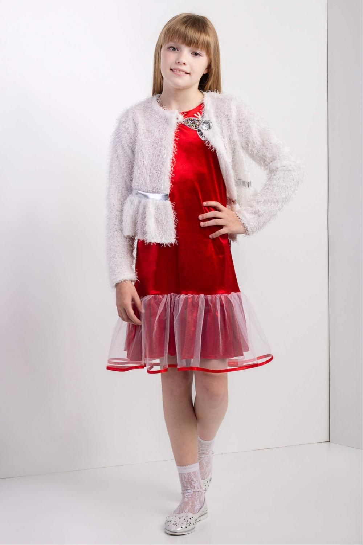Розкішний святковий костюм для дівчинки