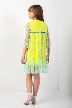 Яскраве плаття для дівчинки