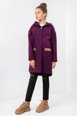 Пальто підліткове 730-2