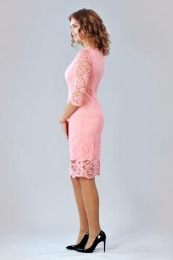 Ніжне мереживне плаття