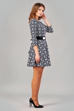 Платье 087-4